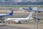 ハム太郎。さんが、羽田空港で撮影したマレーシア空軍 A319-115X CJの航空フォト(写真)