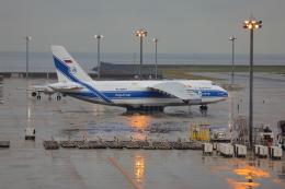 じゃりんこさんが、中部国際空港で撮影したヴォルガ・ドニエプル航空 An-124-100 Ruslanの航空フォト(写真)