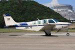 korosukeさんが、南紀白浜空港で撮影した日本法人所有 A36TC Bonanzaの航空フォト(写真)