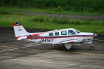 JA8565さんが、佐賀空港で撮影した航空大学校 A36 Bonanza 36の航空フォト(写真)