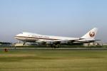 Gambardierさんが、伊丹空港で撮影した日本航空 747-146の航空フォト(飛行機 写真・画像)