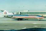 JA8037さんが、トロント・ピアソン国際空港で撮影したアメリカン航空 727-223/Advの航空フォト(写真)