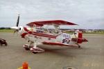 レドームさんが、松島基地で撮影したエアロック・エアロバティックチーム S-2C Specialの航空フォト(写真)