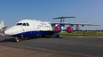 ちゃぽんさんが、フェアフォード空軍基地で撮影したBAe システムズ BAe-146-301ARAの航空フォト(写真)