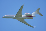 ちゃぽんさんが、成田国際空港で撮影した不明 BD-700-1A10 Global Expressの航空フォト(飛行機 写真・画像)
