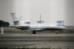 スポット110さんが、羽田空港で撮影したEXXAero BV Falcon 900EXの航空フォト(写真)