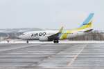 sasukeさんが、女満別空港で撮影したAIR DO 737-781の航空フォト(写真)