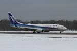 sasukeさんが、紋別空港で撮影した全日空 737-881の航空フォト(写真)