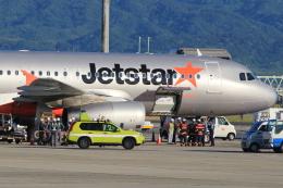 キイロイトリさんが、関西国際空港で撮影したジェットスター・ジャパン A320-232の航空フォト(写真)
