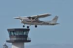 qooさんが、高松空港で撮影した岡山航空 172R Skyhawk IIの航空フォト(写真)