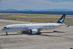 yabyanさんが、中部国際空港で撮影したキャセイパシフィック航空 A350-941XWBの航空フォト(写真)