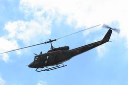 ティーガーさんが、駒門駐屯地で撮影した陸上自衛隊 UH-1Jの航空フォト(飛行機 写真・画像)