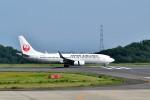 kiraboshi787さんが、岡山空港で撮影した日本航空 737-846の航空フォト(写真)