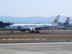 りんたろうさんが、鹿児島空港で撮影した日本航空 777-246の航空フォト(写真)