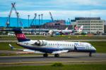 Cygnus00さんが、新千歳空港で撮影したアイベックスエアラインズ CL-600-2C10 Regional Jet CRJ-702の航空フォト(写真)