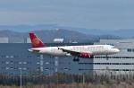 Dojalanaさんが、新千歳空港で撮影した吉祥航空 A320-214の航空フォト(飛行機 写真・画像)