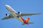 ちゃぽんさんが、成田国際空港で撮影した香港航空 A330-223の航空フォト(写真)