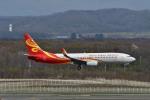 Dojalanaさんが、新千歳空港で撮影した海南航空 737-84Pの航空フォト(飛行機 写真・画像)