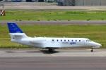 reonさんが、名古屋飛行場で撮影した宇宙航空研究開発機構 680 Citation Sovereignの航空フォト(写真)