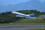 ヒロジーさんが、広島空港で撮影した全日空 A321-272Nの航空フォト(写真)