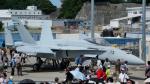 ちゃぽんさんが、横須賀基地で撮影したアメリカ海軍 F/A-18C Hornetの航空フォト(写真)