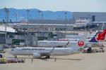 toyoquitoさんが、関西国際空港で撮影した日本航空 737-846の航空フォト(写真)