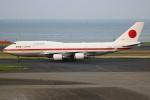 NANASE UNITED®さんが、羽田空港で撮影した航空自衛隊 747-47Cの航空フォト(写真)