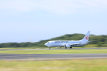 Sugikiyoさんが、岡山空港で撮影した日本航空 737-846の航空フォト(写真)