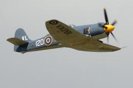 Tomo-Papaさんが、フェアフォード空軍基地で撮影したイギリス企業所有 Sea Fury T.20の航空フォト(飛行機 写真・画像)
