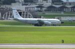 南国の防人さんが、嘉手納飛行場で撮影したアメリカ空軍 RC-135V (739-445B)の航空フォト(写真)