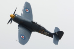 Tomo-Papaさんが、フェアフォード空軍基地で撮影したイギリス企業所有 Sea Fury T.20の航空フォト(写真)