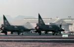 ノビタ君さんが、横田基地で撮影したアメリカ空軍 F-102A Delta Daggerの航空フォト(写真)