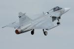 Tomo-Papaさんが、フェアフォード空軍基地で撮影したスウェーデン空軍 JAS39Cの航空フォト(写真)