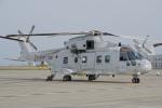 ちゃぽんさんが、岩国空港で撮影した海上自衛隊 MCH-101の航空フォト(飛行機 写真・画像)