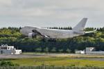 T.Sazenさんが、成田国際空港で撮影したアトラス航空 747-47UF/SCDの航空フォト(飛行機 写真・画像)