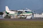 おぶりがーどさんが、松本空港で撮影した日本エアロスペース 208A Caravan 675の航空フォト(写真)
