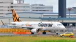 パンダさんが、成田国際空港で撮影したタイガーエア台湾 A320-232の航空フォト(写真)