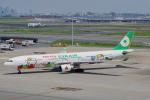 ちゃぽんさんが、羽田空港で撮影したエバー航空 A330-302Xの航空フォト(写真)