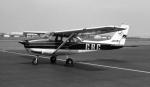 ハミングバードさんが、名古屋飛行場で撮影した中日本航空 172Hの航空フォト(写真)