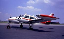 ハミングバードさんが、名古屋飛行場で撮影した野崎産業の航空フォト(飛行機 写真・画像)