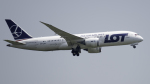 coolinsjpさんが、仁川国際空港で撮影したLOTポーランド航空 787-8 Dreamlinerの航空フォト(写真)