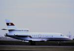チャーリーマイクさんが、羽田空港で撮影したアエロリース Falcon 900の航空フォト(写真)