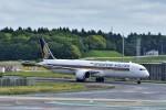 T.Sazenさんが、成田国際空港で撮影したシンガポール航空 787-10の航空フォト(飛行機 写真・画像)