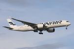 安芸あすかさんが、スワンナプーム国際空港で撮影したフィンエアー A350-941XWBの航空フォト(写真)