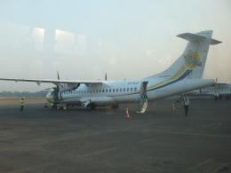 CH_VNさんが、ヤンゴン国際空港で撮影したエア KBZ ATR-72-600の航空フォト(飛行機 写真・画像)