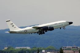new_2106さんが、横田基地で撮影したアメリカ空軍 RC-135S (717-148)の航空フォト(写真)