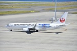 kurubouzuさんが、中部国際空港で撮影した日本トランスオーシャン航空 737-8Q3の航空フォト(写真)