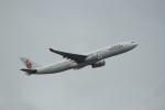 garrettさんが、香港国際空港で撮影した香港ドラゴン航空 A330-343Xの航空フォト(写真)