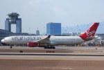 KAZKAZさんが、マッカラン国際空港で撮影したヴァージン・アトランティック航空 A330-343Xの航空フォト(写真)