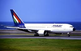 asuto_fさんが、大分空港で撮影したマレーヴ・ハンガリー航空 767-27G/ERの航空フォト(飛行機 写真・画像)